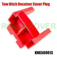 LAND ROVER LR3 2005-2009 TOW HITCH COVER BLANKING PLUG IN FRAME KNG500013