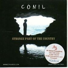 (AA718) Conil, Strange Part Of The Country - DJ CD
