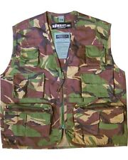 Kids Army Dpm Camo Combat Action Vest Hunting Childrens Military