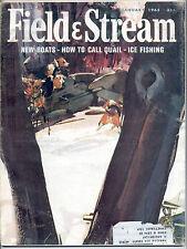 1/1965 Field and Stream Magazine