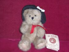 Genuine Boyd Bears Hb Hats and Such series Lindsey Ladybug New with tag