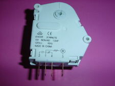 QTP-820-4E Defrost Timer 8 hrs and 20 minute Plastic 8/20 120vac NEW