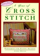 A Year of Cross-Stitch: Patterns for Every Season (Jodie Davis Needle Arts Schoo