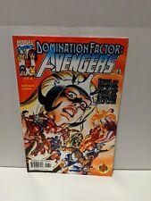 Domination Factor Avengers #4 February 2000 Marvel Comics