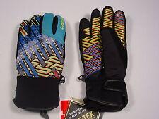 New Reusch Snow Board Gloves Tuberville GTX Gore Tex Adult Medium 8.5 #4103302 B