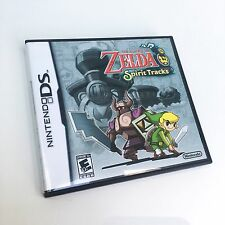 The Legend of Zelda: Spirit Tracks CIB (Nintendo DS, 2010)