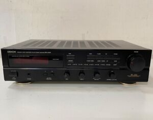 Denon DRA-345 Stereo Receiver / Amplifier - Good Quality - Fully Working