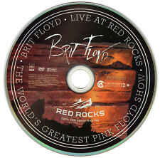 Brit Floyd Live At Red Rocks 2013 Concert DVD Playing Pink Floyd Fast Shipping