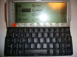 Rare  PSION 5MX PRO 24MB PDA  GERMAN  OS +  stylus Grade A
