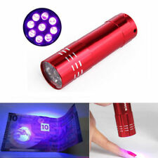 Useful LED UV Gel Lamp Light Nail Dryer Flashlight Nail Polish Manicure Tool