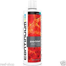 Continuum ZooBlast 250 mL Coral Food Liquid Zooplankton 8 oz Zoo Blast