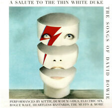 Various Artists : A Salute to the Thin White Duke: The Songs of David Bowie CD