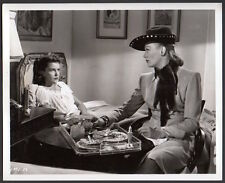 FRANCES GIFFORD & EVE ARDEN The Arnelo Affair 1947 VINTAGE PHOTO sexy actress