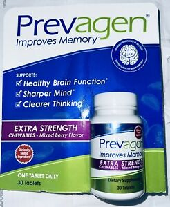 Prevagen Extra Strength Mixed Berry 20mg-30 Capsules