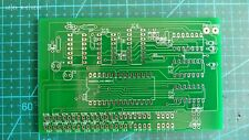 Recreated Spanish RAMJet interface Bare PCB - Sinclair ZX Spectrum +2A/B and +3
