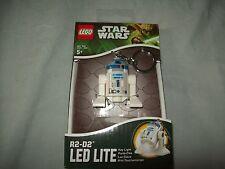 Lego  - Star Wars -  R2 D2, LED Key Light