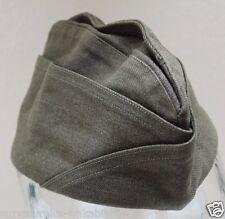 WWII US Army wool Overseas Hat Cap 6 5/8 or 52 cm each H1749