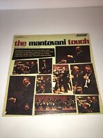 ID7350a-Mantovani And His Or-The Mantovani Touch-PS 526-vinyl LP