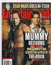 THE MUMMY RETURNS    ENTERTAINMENT WEEKLY MAY 11 2001