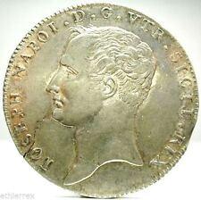 NAPOLI-Due Sicilie (G.Napoleone) 120 Grana 1806-SPL+/SPL (RR.)