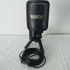 Rode NT USB Studio Quality Podcast Condenser Microphone