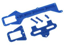 Traxxas Blue Upper Chassis and Battery Hold Down LaTrax Rally/Teton 7523 TRA7523