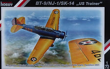SPECIAL HOBBY 72069 North American BT-9/NJ-1/SK-14 Trainer in 1:72