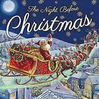 The Night Before Christmas (Imagen Cuentos) Por Moore, Clement Clarke