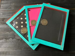 "LOOK! Apple IPAD AIR 2 & 9.7"" iPad Pro Kate Spade Magnet Folio Case"
