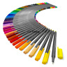 STAEDTLER Triplus Fineliners 0.3mm Tin Of 50 Assorted Brilliant Colours 334 M50