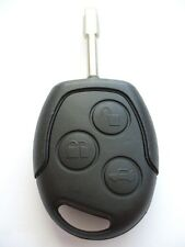 Replacement 3 button key case for Ford Fiesta Focus Mondeo remote tibbe blade