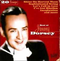 Best of Jimmy Dorsey [TGG] by Jimmy Dorsey (CD, 2010, TGG Direct)