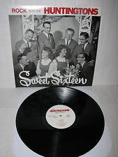 Huntingtons - sweet sixteen LP BLACK VINYL