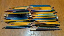 Vintage Pencil Lot of 45 Writing Drawing Pencils Dixon, Eagle, Venus, Musgrave