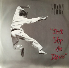 "BRYAN FERRY - Don't Stop The Dance (12"") (VG/VG-)"