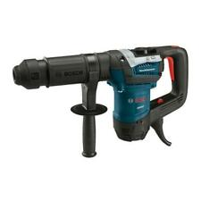 Bosch Concrete Demolition Hammer 10 Amp Sds Max W Auxiliary Handle Carrying Case