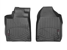 WeatherTech FloorLiner Floor Mats for Acura ZDX - 2010-2013 - 1st Row - Black