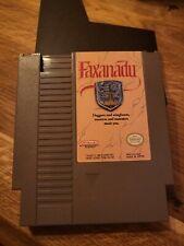Faxanadu Nintendo Entertainment System NES Spiel Funktion Getestet
