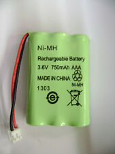 1x New Battery Pack AAA*3 NI-MH GPRHCH93C021 For Cordless Telephone MBP25 MBP34