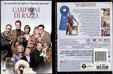 CAMPIONI DI RAZZA - DVD NUOVO E SIGILLATO, PRIMA STAMPA SNAPPER, UNICO E RARO!