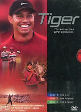 Tiger - The Authorized DVD Collection - Brand New - Region 4 - Australian Seller