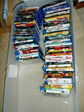 Blu-Ray Mixed Lot - No DVD No Digital - Some w/ Slipcovers Very Good to Like New