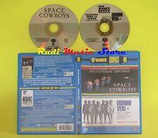 DVD SPACE COWBOYS UOMINI VERI clint eastwood tommy lee jones WARNER mc lp (D4)