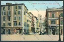 La Spezia Città cartolina ZT7110