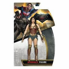 Batman v Superman Wonder Woman Bendable Action Figure