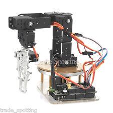 SainSmart DIY 6-Axis Servo Control Palletizing Robot Arm Model for Arduino Robot