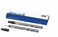 Montblanc Refill Roller Legrand Blu Medio Pz. 2