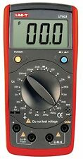 UNI-T LCR meter 20 M Ohm 0.6 mF 20 H Inductance and capacitance meter