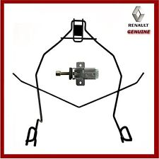Genuine DACIA DUSTER Support De Roue De Secours & lock. Neuf!