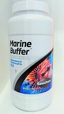 Seachem Marine Buffer 500g Safely Raises and Maintains pH to 8.3  Fast Delivery